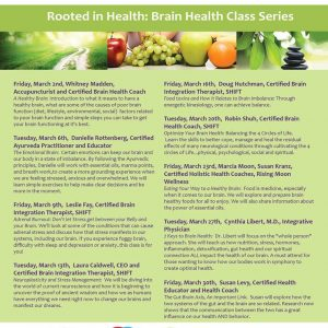 SHiFT Brain Integration, Brain health, coaching